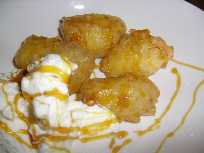 Thai Banana Fritters